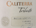 Caliterra label