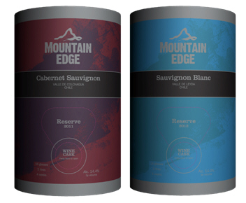 Mountain Edge casks