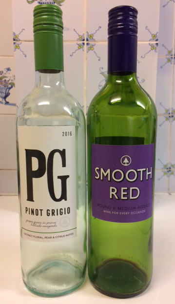 SPAR Pinot Grigio Smooth Red