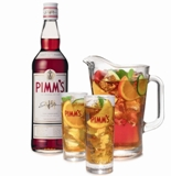 Pimms and jug